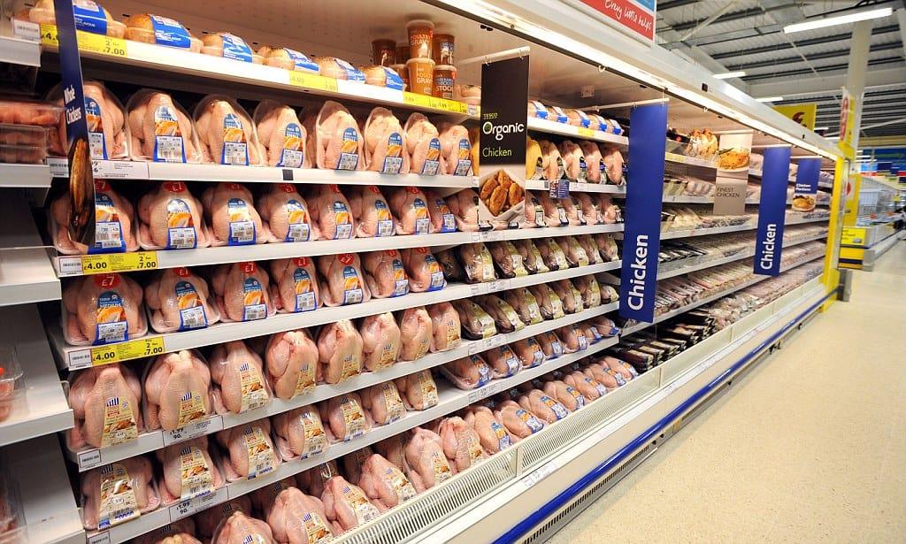 Supermarket Chicken