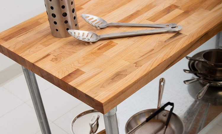 Butcher Cutting Table