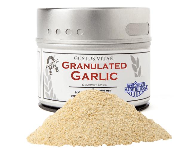 Gus Vitae Granulated Garlic