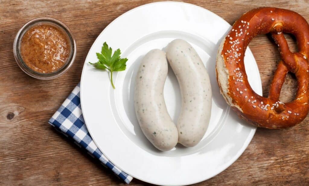 History of Weisswurst