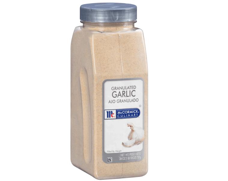 McCormick Culinary Granulate Garlic