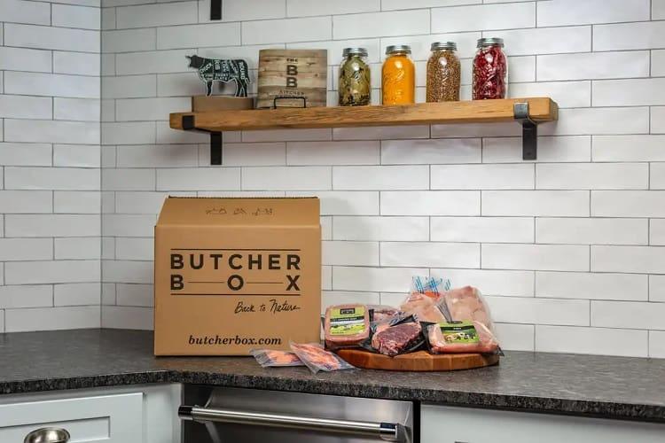 Butcherbox Meat Subscription Box
