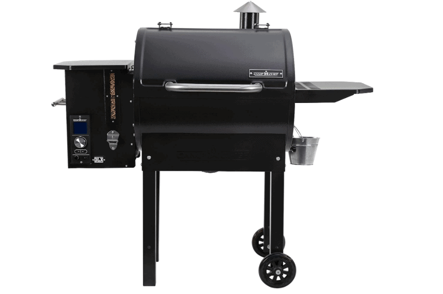 Camp Chef SmokePro DLX Pellet Grill and Smoker
