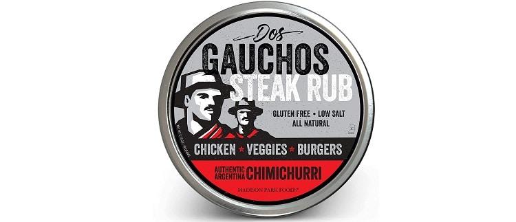 Dos Gauchos Authentic Argentina Chimicurri Rub