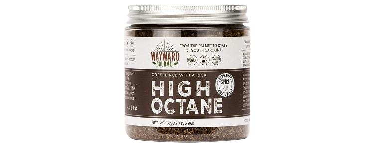 Wayward Gourmet High Octane Coffee Spice Rub