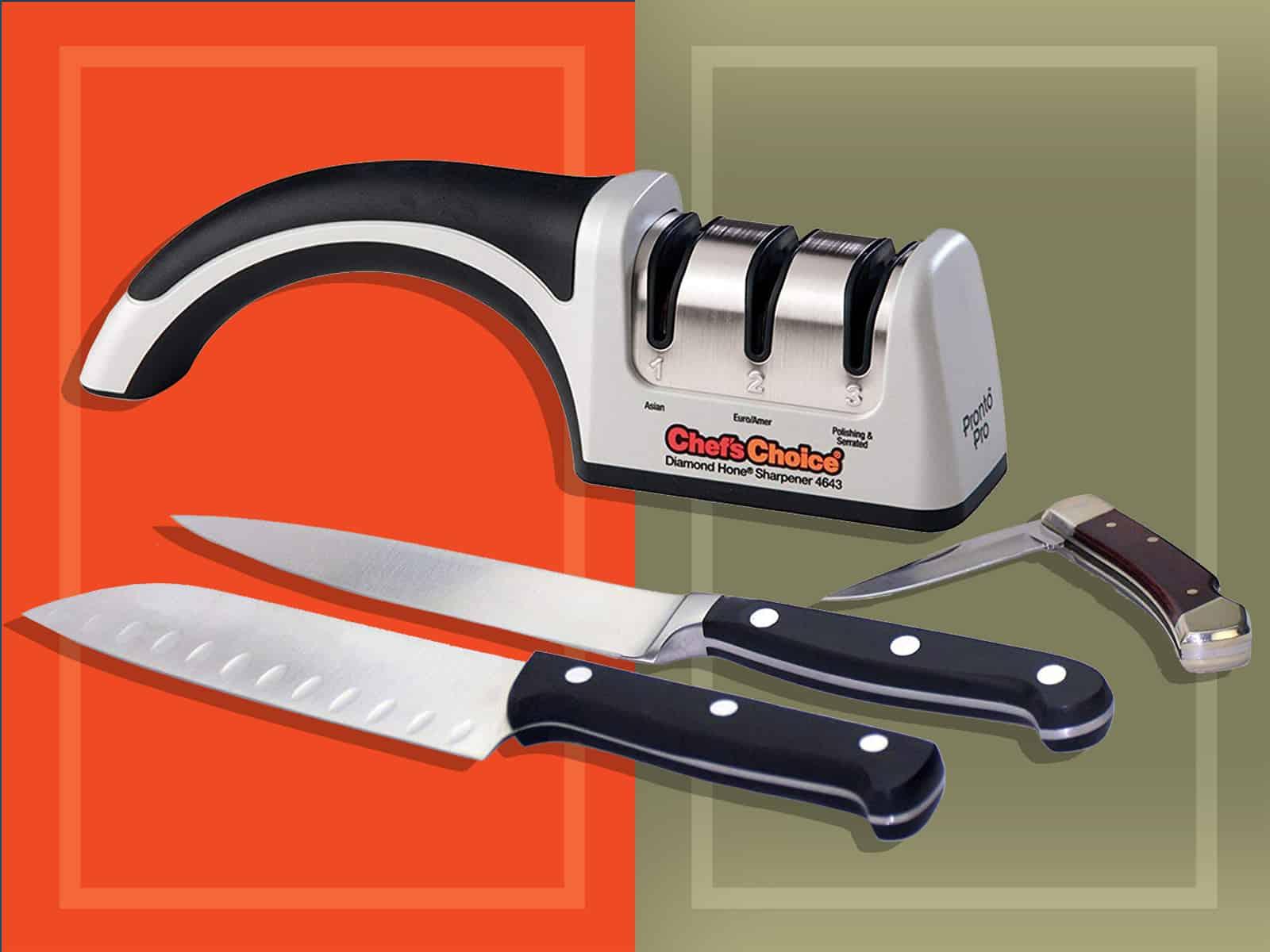 Chef's Choice Manual Knife Sharpener