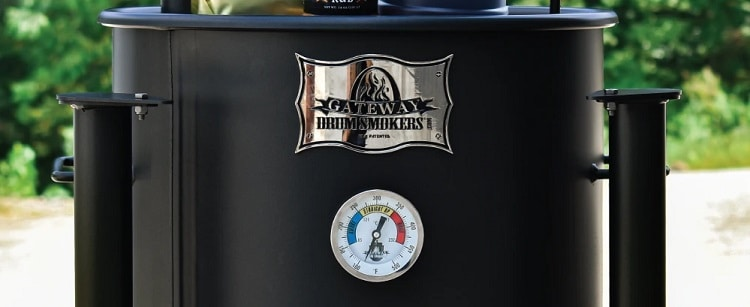 Gateway Drum Smoker Functions and Controls