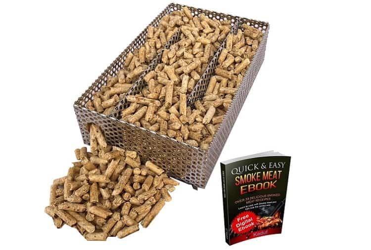 Kaduf Pellet Smoker Tray