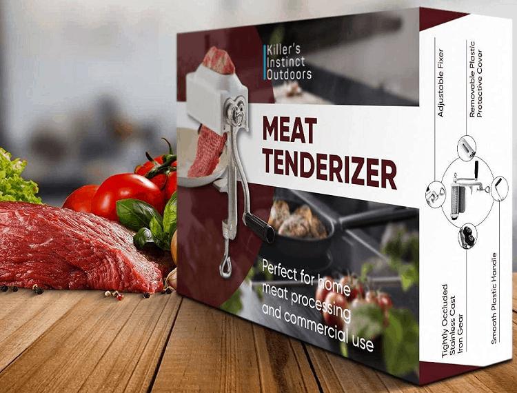 Killer's Instinct Meat Cuber