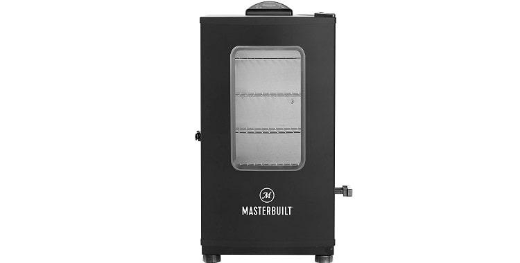 "Masterbuilt 30"" Digital Electric Smoker with Window: MB20070619"