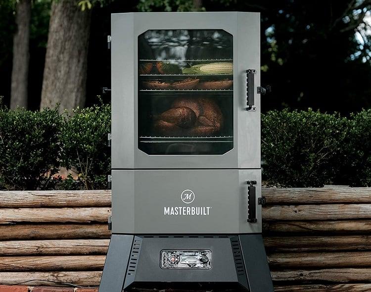 "Masterbuilt 40"" Digital Charcoal Smoker: MB20060321"