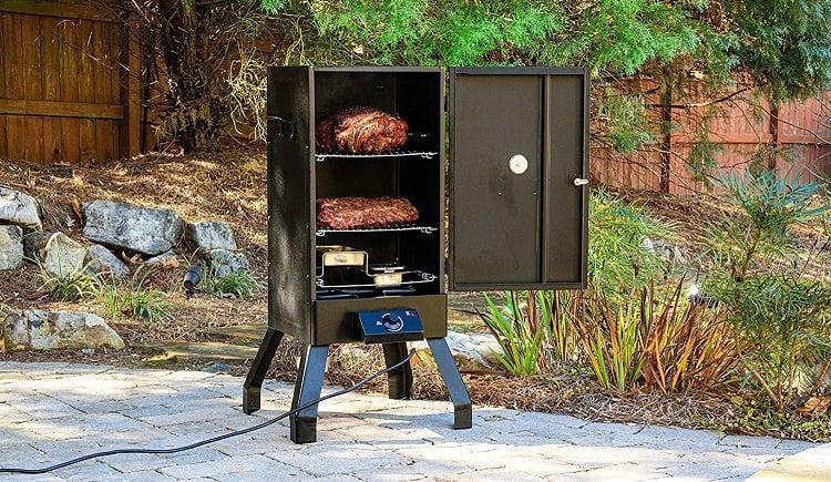Masterbuilt Analog Electric Smoker: MB20077618