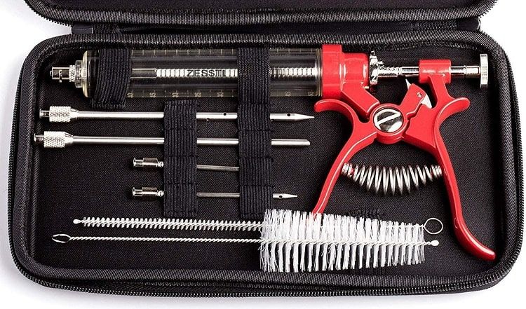 Milagroso Meat Injector: Best Meat Injector Kit
