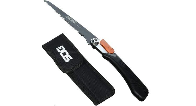 SOG F11BN-CP: Best Versatile Meat Saw
