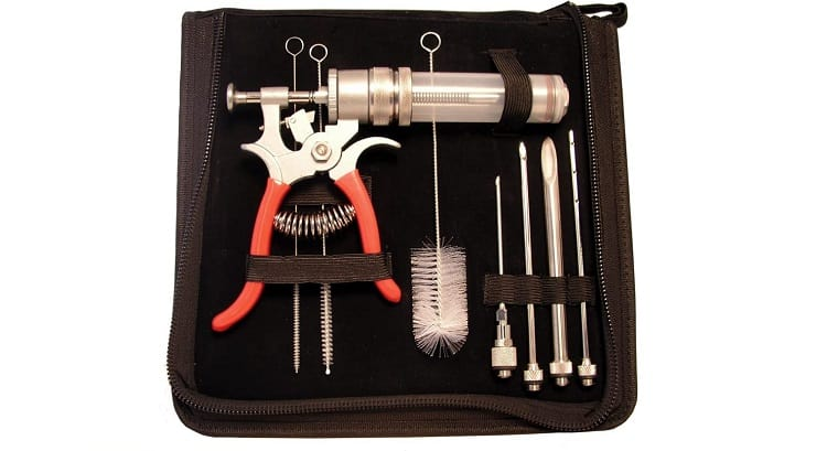 SpitJack Magnum Injector: Best Meat Injector Gun Kit