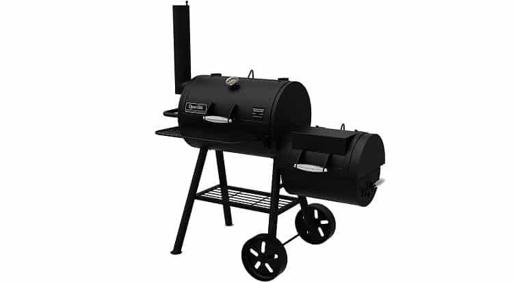 DGSS730CBO-D Dyna Glo Signature Series Best Versatile Charcoal Smoker