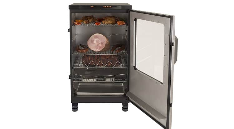 Dyna Glo Smoker Extra Features