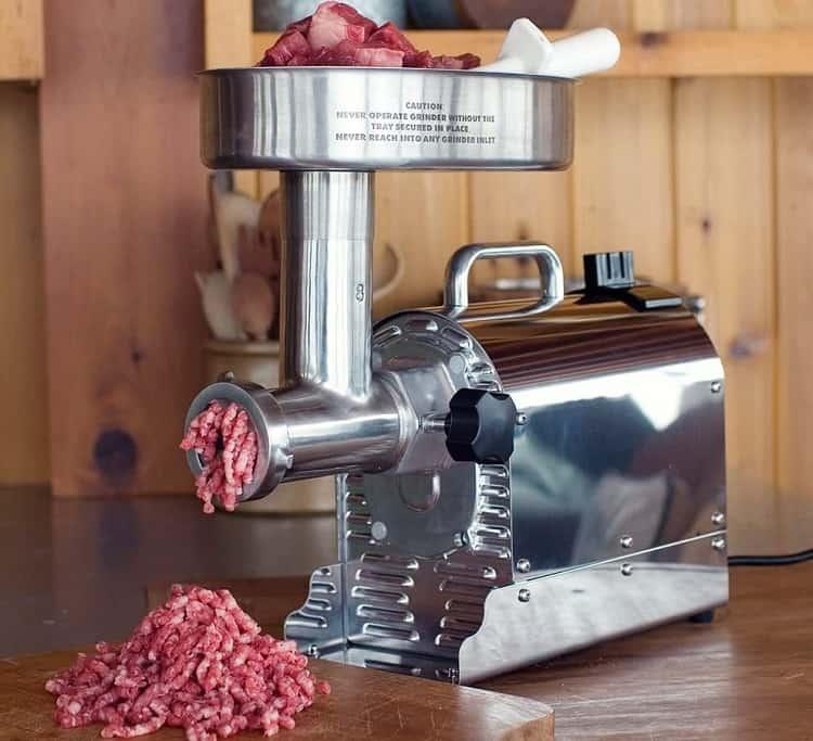 Weston 10-1201-W Meat Grinder